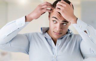 hair loss in men- what causes hair loss in men