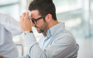what causes excessive sweating or sweating at night?